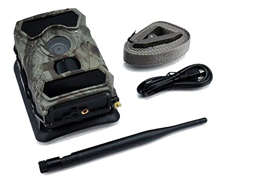 icuserver 3G-Wildkamera