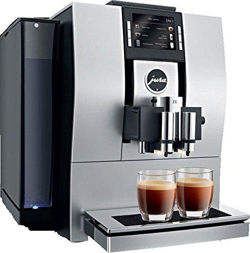 Jura-Kaffeevollautomat Test